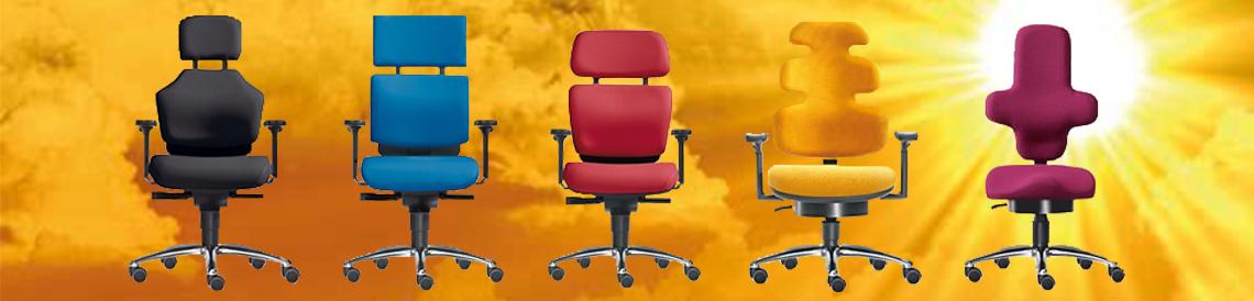 1000-Stühle - zu unseren Designer Bürostühlen