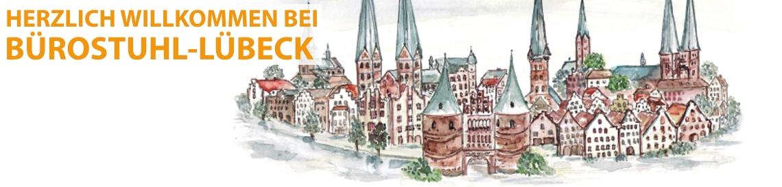 Bürostuhl-Lübeck - zu unseren Bürostühlen