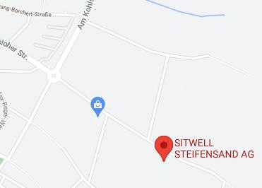 Google Anfahrt zur SITWELL STEIFENSAND AG