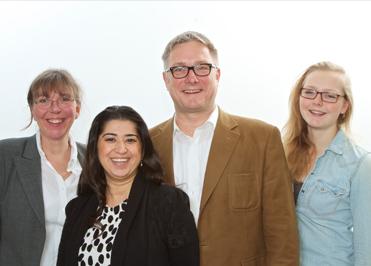 Bild vom Bürodrehstuhl-Köln Team