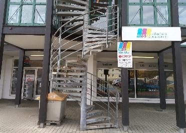 Geschäftsbild Bürostuhl-Altenburg