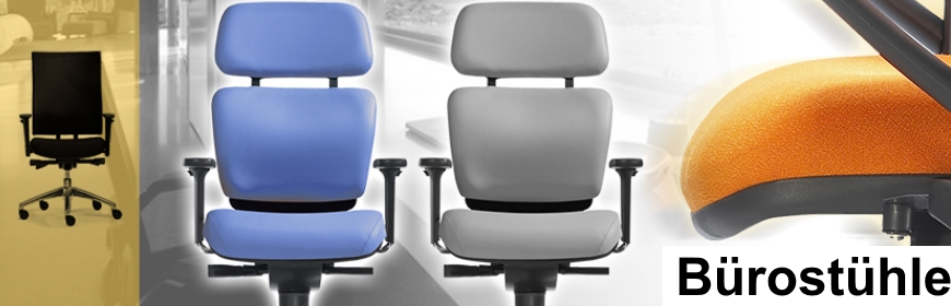 Bürostühle von Bürostuhl-Aschaffenburg