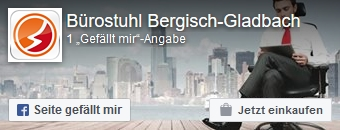 Zur Facebookseite von Bürostuhl-Bergisch-Gladbach