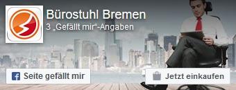 Zur Facebookseite von Bürostuhl-Bremen