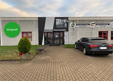 Geschäft Buerostuhl Fabrikverkauf Schwerin