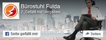 Zur Facebookseite von Bürostuhl-Fulda