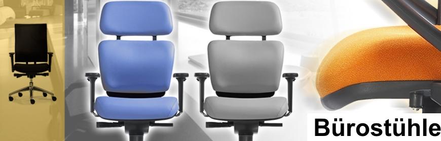 Bewegtes Sitzen bei Bürostuhl-Glauchau