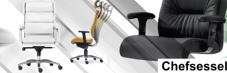 Chefsessel von Bürostuhl-Glauchau