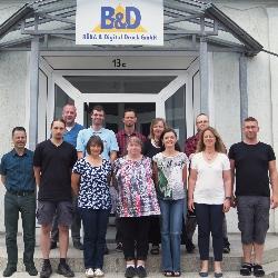 Team Bürostuhl-Glauchau