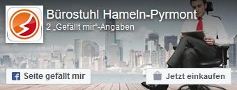 Zur Facebookseite von Bürostuhl-Hameln-Pyrmont