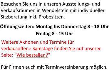 1000-Stühle Steifensand Öffnungszeiten in Lutherstadt