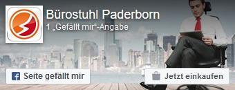 Zur Facebookseite von Bürostuhl-Paderborn