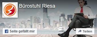 Zur Facebookseite von Bürostuhl-Riesa