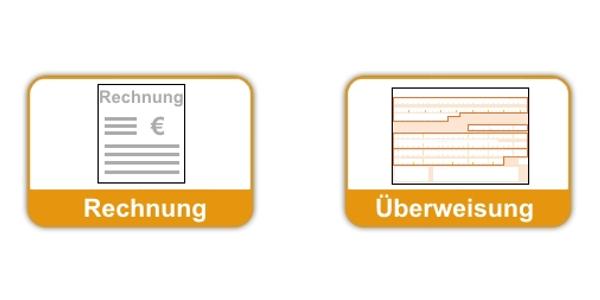 Zahlungsarten bei Bürostuhl-Saalfeld-Rudolstadt