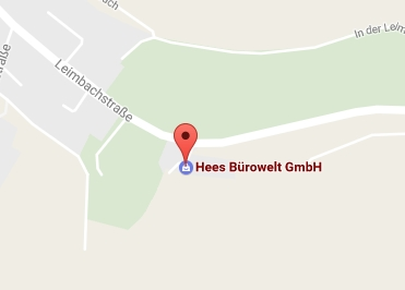Google Anfahrt zu Bürostuhl-Siegen
