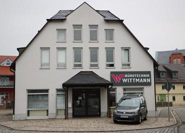 Geschäft Bürostuhl Sonneberg