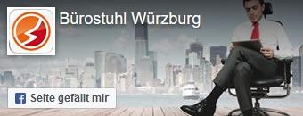Zur Facebookseite von Bürostuhl-Würzburg