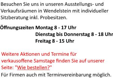 1000-Stühle Steifensand Öffnungszeiten in Dresden