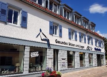 Geschäftsbild von Gesund-Sitzen-Freiburg