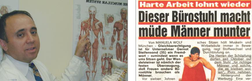 Männer Bürostühle bei Buerostuhl sofort Hamburg